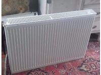 90cm x 60cm double radiator *FREE*