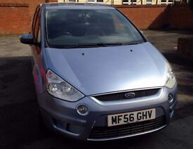 Ford S-Max 1.8 TDCi Zetec manual 5dr 7 Seater
