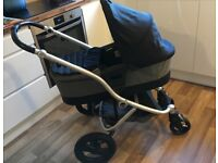 Britax Affinity Buggy & Carrycot