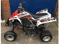 raptor 660 road legal **stunning** not Ltz Ltr Yfz 450 700