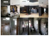 Professional Painter/Decorator/Tiler/Plumber/Joiner