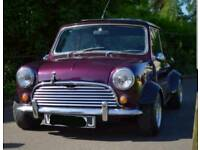 Classic mini 1971 tax excempt long MOT