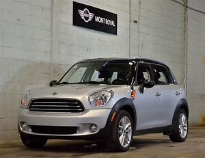 2012 MINI Cooper Countryman PREMIUM PACKAGE | STYLE PACKAGE