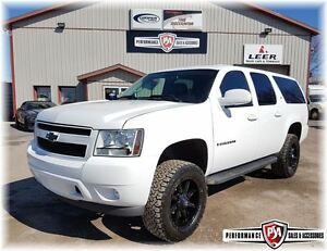 2009 Chevrolet Suburban 2500 CUSTOM DURAMAX DIESEL CONVERSION!!