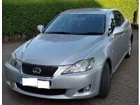 Lexus IS220d Diesel, 2008, 75,000 miles, keyless entry, stop/start, IS 220d