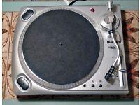 Numark TT 1650 direct drive DJ turntable