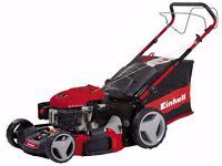 "Einhell 173cc 21"" Petrol Self-Propelled 5-in-1 Hi-Wheel Lawn Mower Lawnmower + WARRANTY"