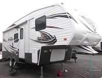2015 Forest River Puma 230FBS