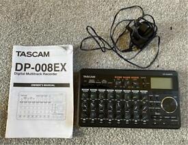 Tascam DP-007EX Digital Multitrack recorder