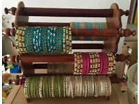 For sale Indian Bangels and Holder