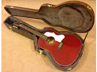"""Epiphone EJ-45 Limited Edition """"1963"""" Acoustic Guitar with Epiphone hard case"""