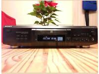 cd player sony cdp-xe530 vtg with remote