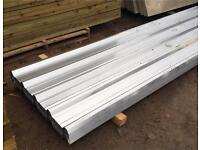 *New* Box Profile Galvanised Roof Sheets 🔨