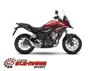 2017 Honda CB500X ABS CB500XAH ABS