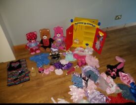 Buildabear huge bundle