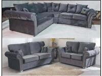 Brand New Ciana Corner or 3+2 Sofa