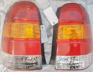 TAIL STOP LIGHT left / driver for 2001 to 2007 FORD ESCAPE XLT $50