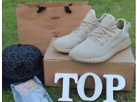 New Adidas yeezy 350 Private Oxford Tan real boost best with original box
