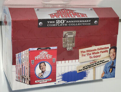 Home Improvement The 20th Anniversary Complete Collection Series DVD 25-Disc