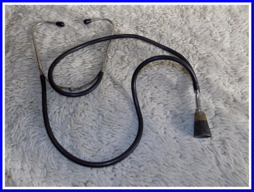 Vintage old Germany soviet stethoscope of the Germany 1930~Doctor Gift #112202