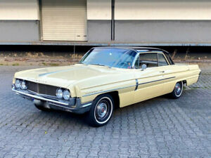 Oldsmobile Dynamic 88 Holiday Coupe - Traumzustand!