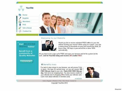 Auto Hits, Links Exchange Business Website For Sale, Cheap Source for - Cheap Websites