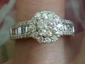 White Gold Engagement Ring Victoria Point Redland Area Preview
