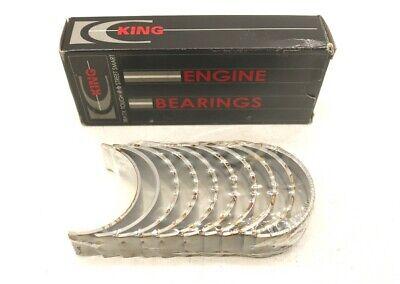 NEW King Engine Main Bearing Set MB5586AM0.5 Isuzu Honda 2.6L I4 1988-1997