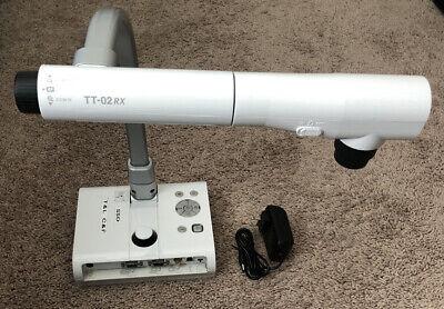 ELMO TT-02RX Digital Document Camera Visual Presenter with AC Adapter