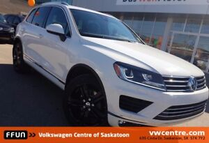 2017 Volkswagen Touareg 3.6L Wolfsburg Edition With our $1000...