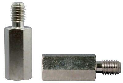 10x M3 SW5,5 10mm M3x10 Abstandsbolzen Innen- Außengewinde Hex Standoff
