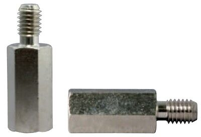 M5 SW8 15mm M5x15 Abstandsbolzen Innen- Außengewinde Distanzbolzen Hex Standoff