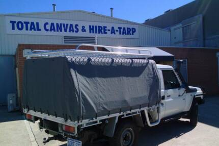 Custom Ute Canopy Perth Frame And Packages