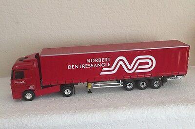 ELIGOR MERCEDES Norbert Dentressangle Super Hauler Truck Model ~~RARE~~