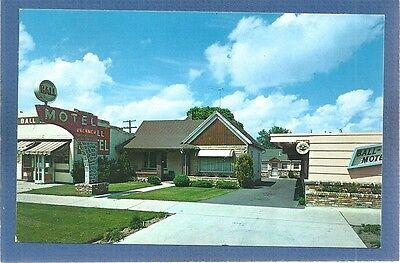 Salt Lake City,UT Utah BALL motel U.S.Highway 89 & 91 5 minutes from Temple
