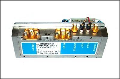 Tektronix 119-1010-02 Phase Gate Detector For 492 494 496 Spectrum Analyzers