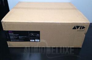 AVID 16X16 I/O ANALOG INTERFACE FOR PRO TOOLS HD HDX NEW SEALED