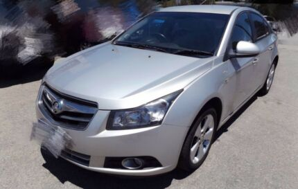 2009 Holden Cruze CDX Silver Automatic, New timing belt,New tyres