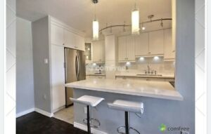 NEWLY RENOVATED Condo for Rent! (Victoria Park Eglinton)