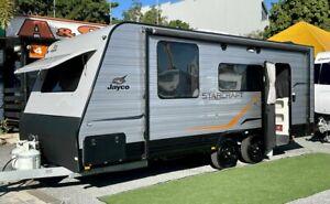 2019 Jayco Starcraft 19.61-4 Caravan