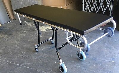 DRESSING TABLE- MORTUARY COT-MORTUARY STRETCHER-FUNERAL