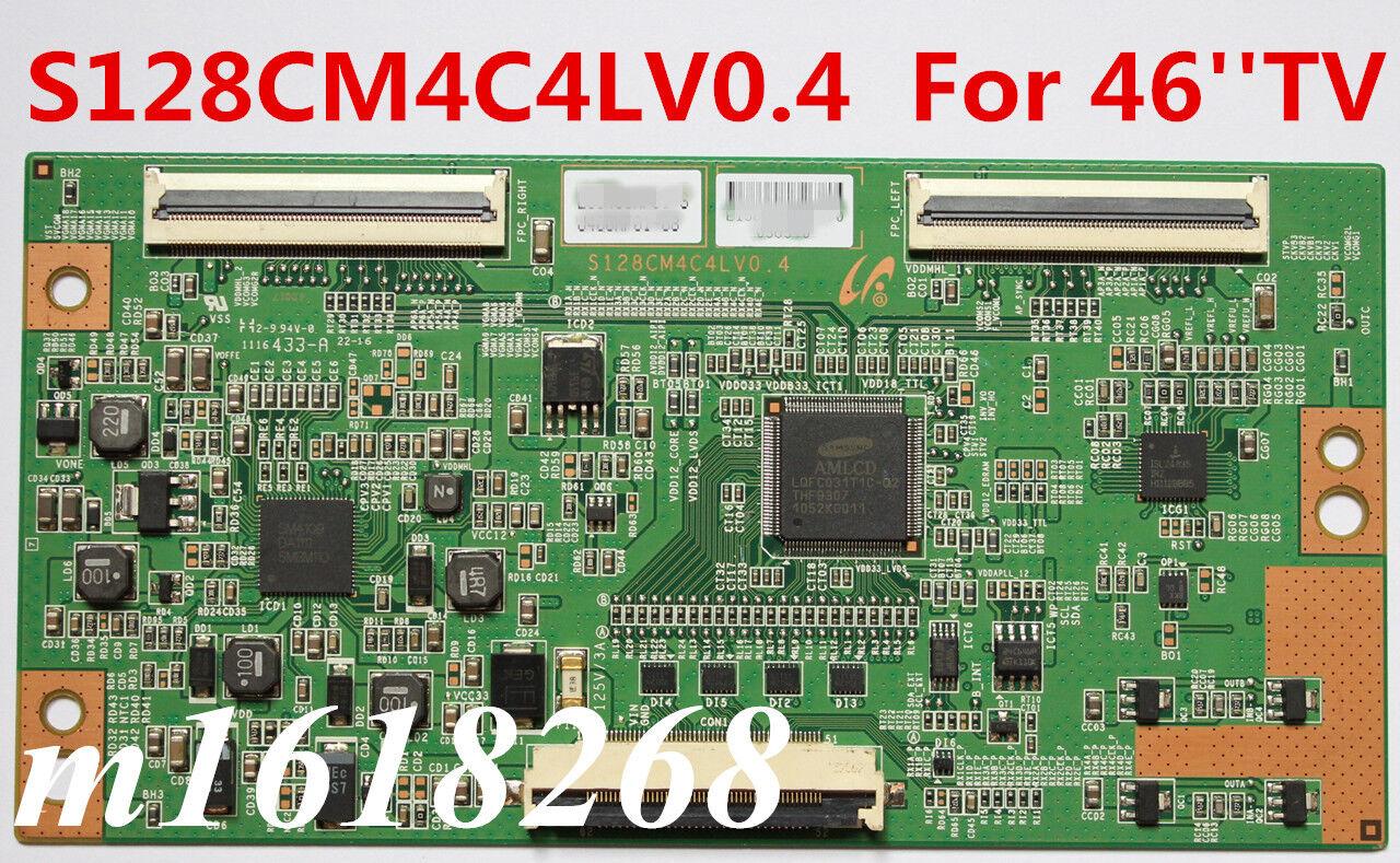 Samsung T-con Board S128cm4c4lv0.4 Bn41-01662a Bn95-00497...