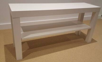 FOR SALE: IKEA Coffee table, white