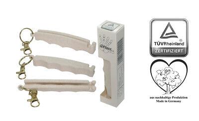 mylihe® Tragehilfe für Einkaufstaschen weiß(Biologisch abbaubar)