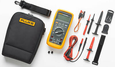 Fluke 87v-maxe2 Kit Industrial True Rms Heavy Duty Mulitmeter