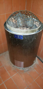 Sauna Heater and Controls