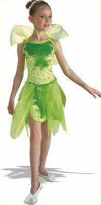 Child Tinkerbell Tinker Bell Pixie Ballerina Costume  - Belle Costume Child