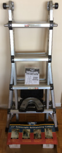 LITE 17-ft Multi Task ladder (Brand New)