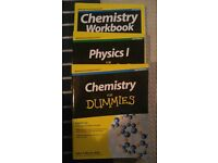Science for dummies trio