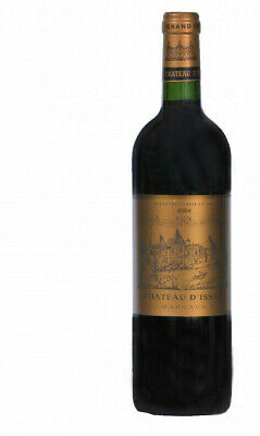 Chateau d´Issan 2004, 0,75l Margaux Bordeaux Rotwein red wine